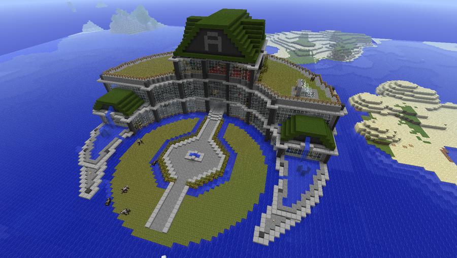 Tuto Minecraft Maison Moderne. Minecraft Tuto Maison Moderne De ...