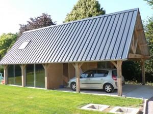 Garage annexe maison l 39 impression 3d for Annexe garage