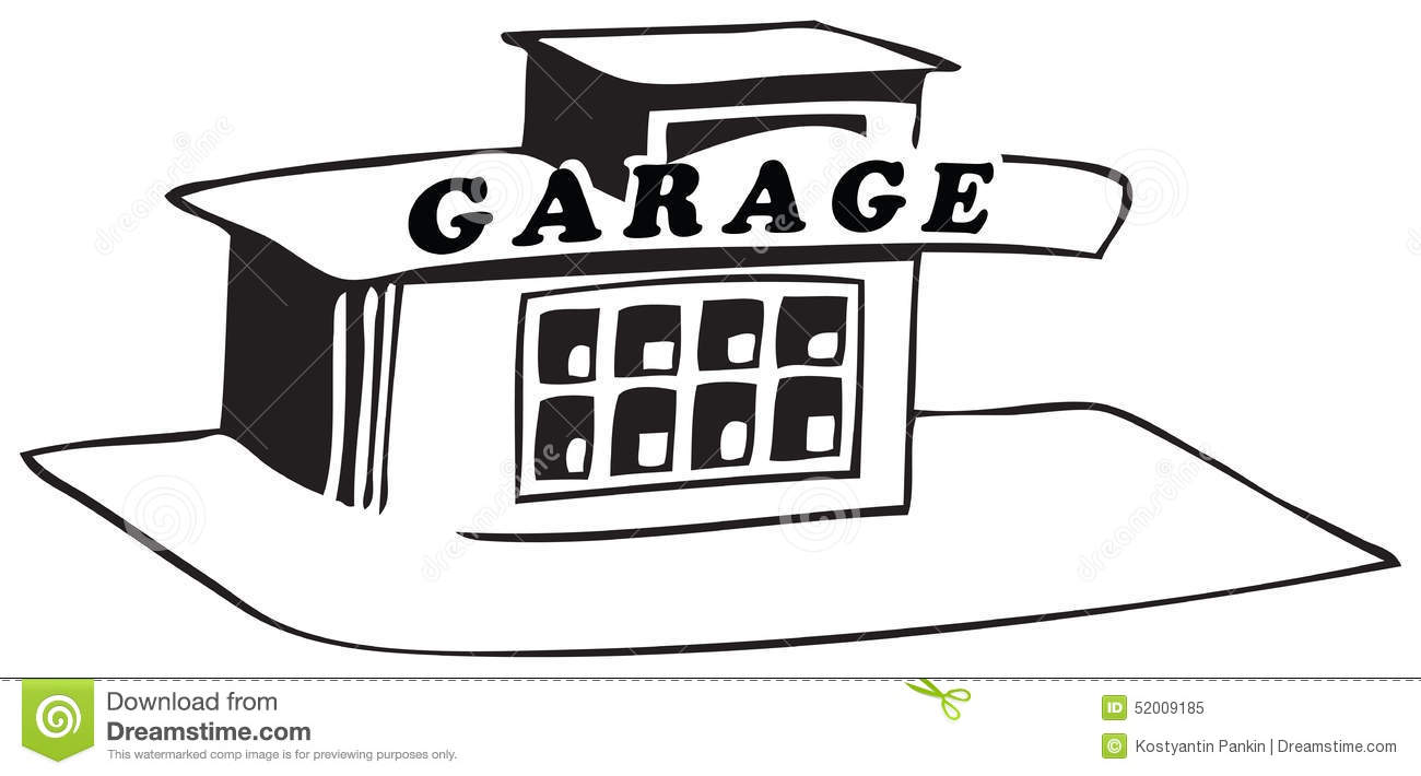 Dessin garage voiture l 39 impression 3d - Dessin garage ...