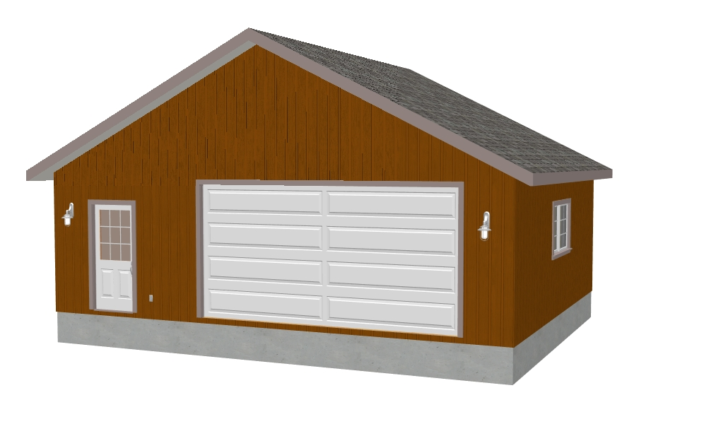 Plan De Garage Rona L 39 Impression 3d
