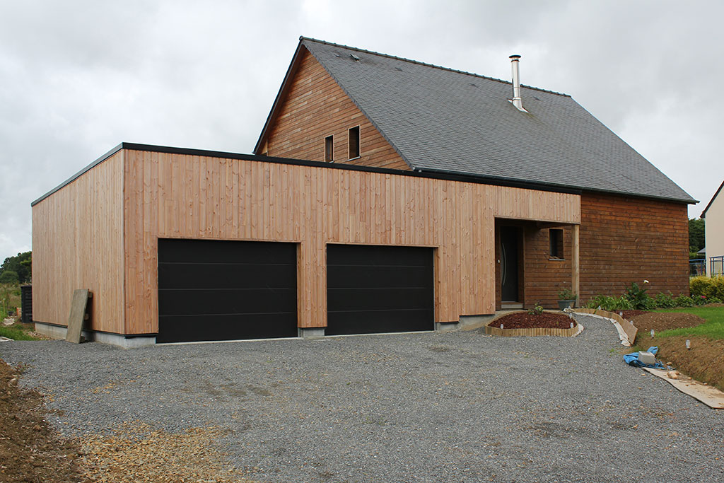 Ajouter garage contre maison l 39 impression 3d for Construire un garage contre une maison