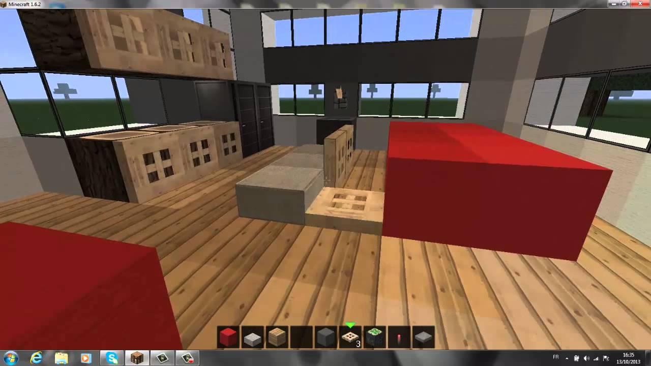 Cuisine Minecraft. Dcoration Cuisine Moderne Minecraft Pau Bas ...